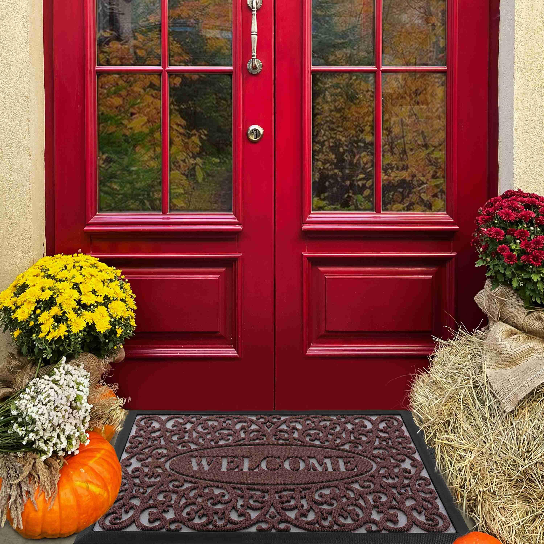 door-mat with discount code