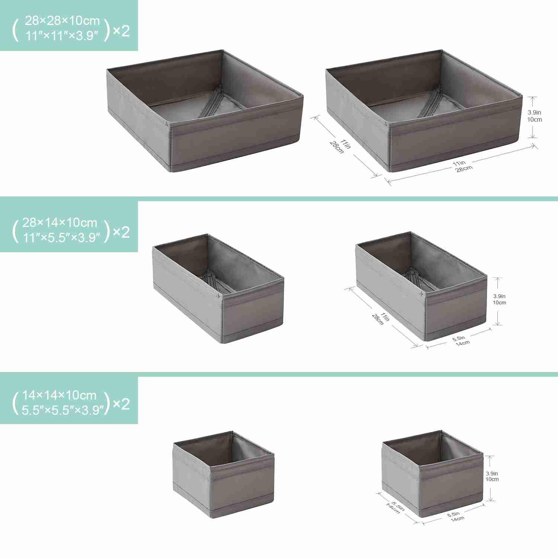 dresser-drawer-organizers for cheap