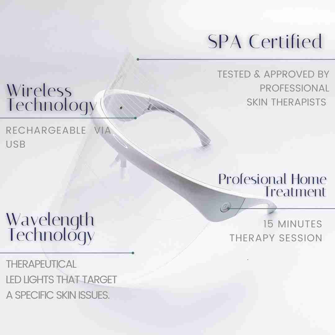 skin-care-led-mask-anti-aging-acne-natural-skincare-tool for cheap
