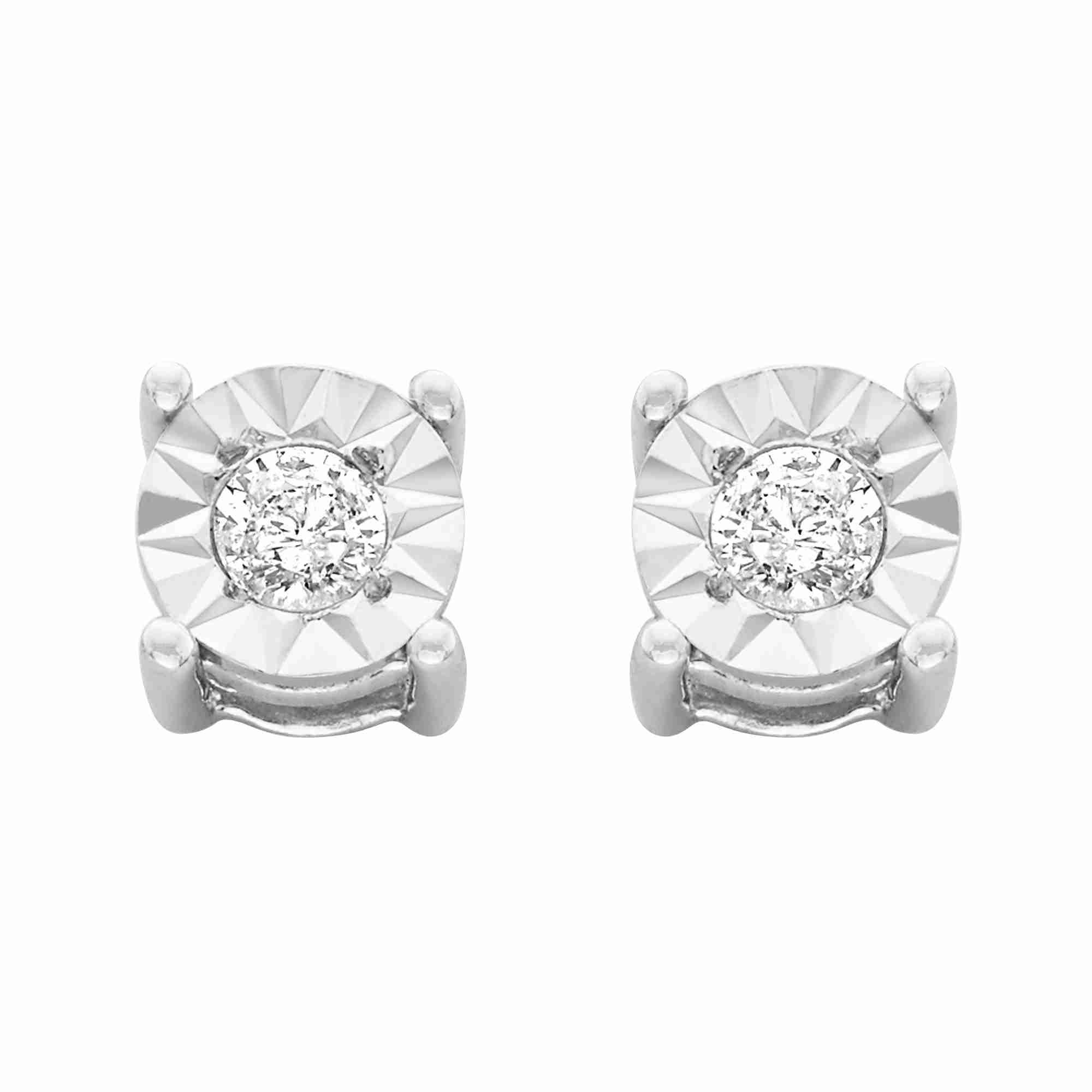 diamond-earrings with cash back rebate