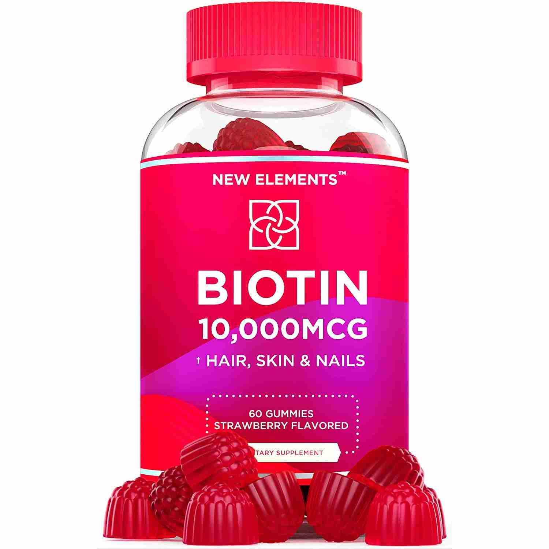biotin-gummies with cash back rebate