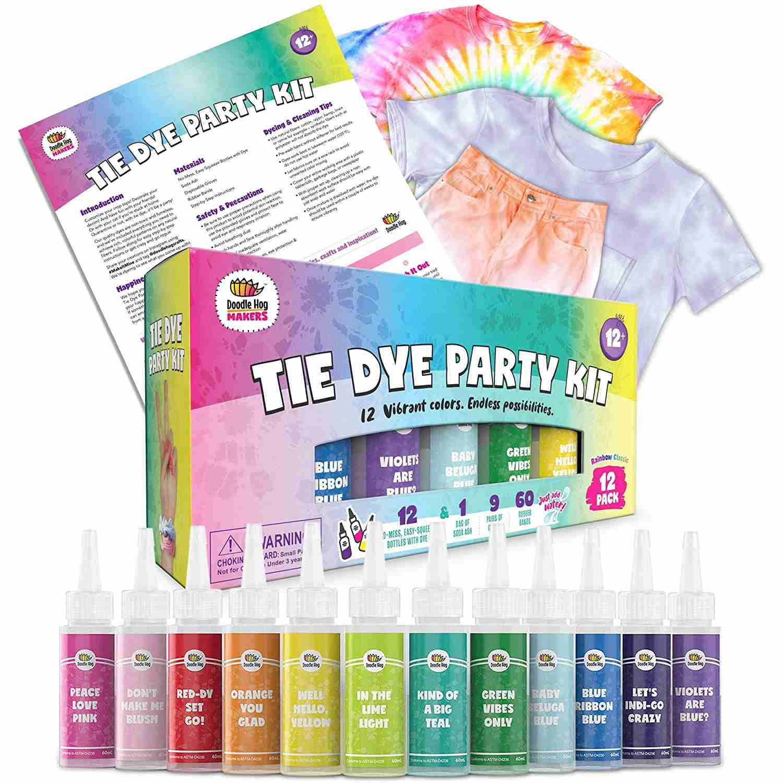 tie-dye-kit with cash back rebate