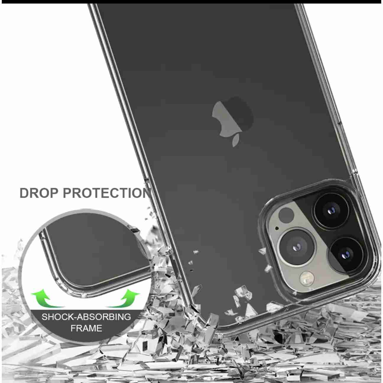 custom-shockproof-transparent-iphone-13-pro-max-case for cheap