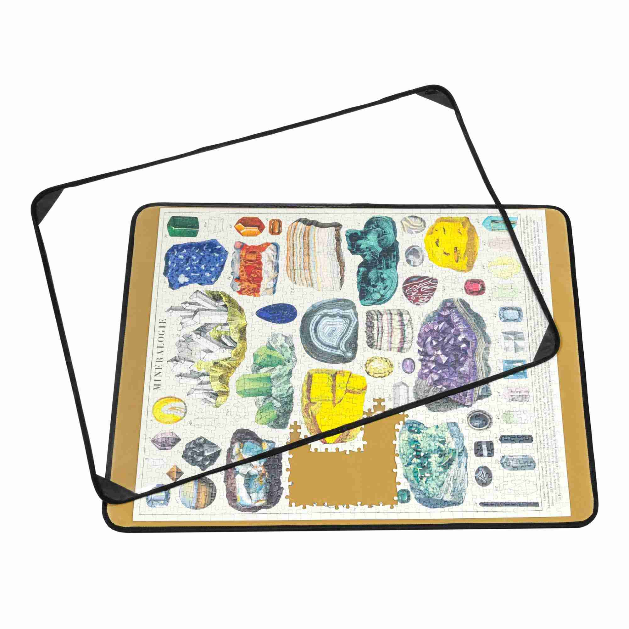 puzzle-board with cash back rebate