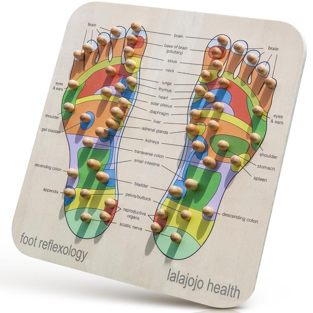 foot-reflexology-board-massager with cash back rebate