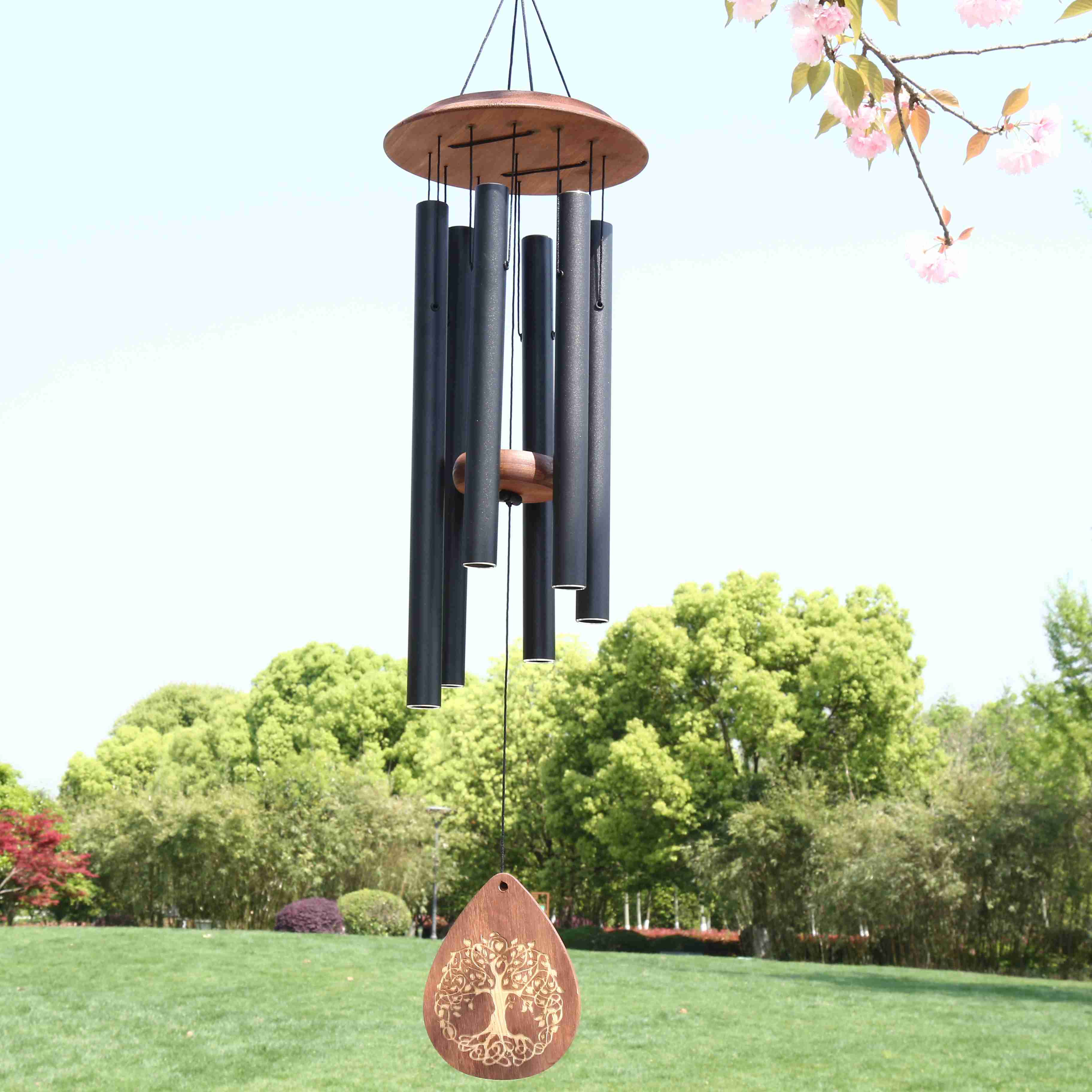 memorial-wind-chimes-sympathy-gift with discount code