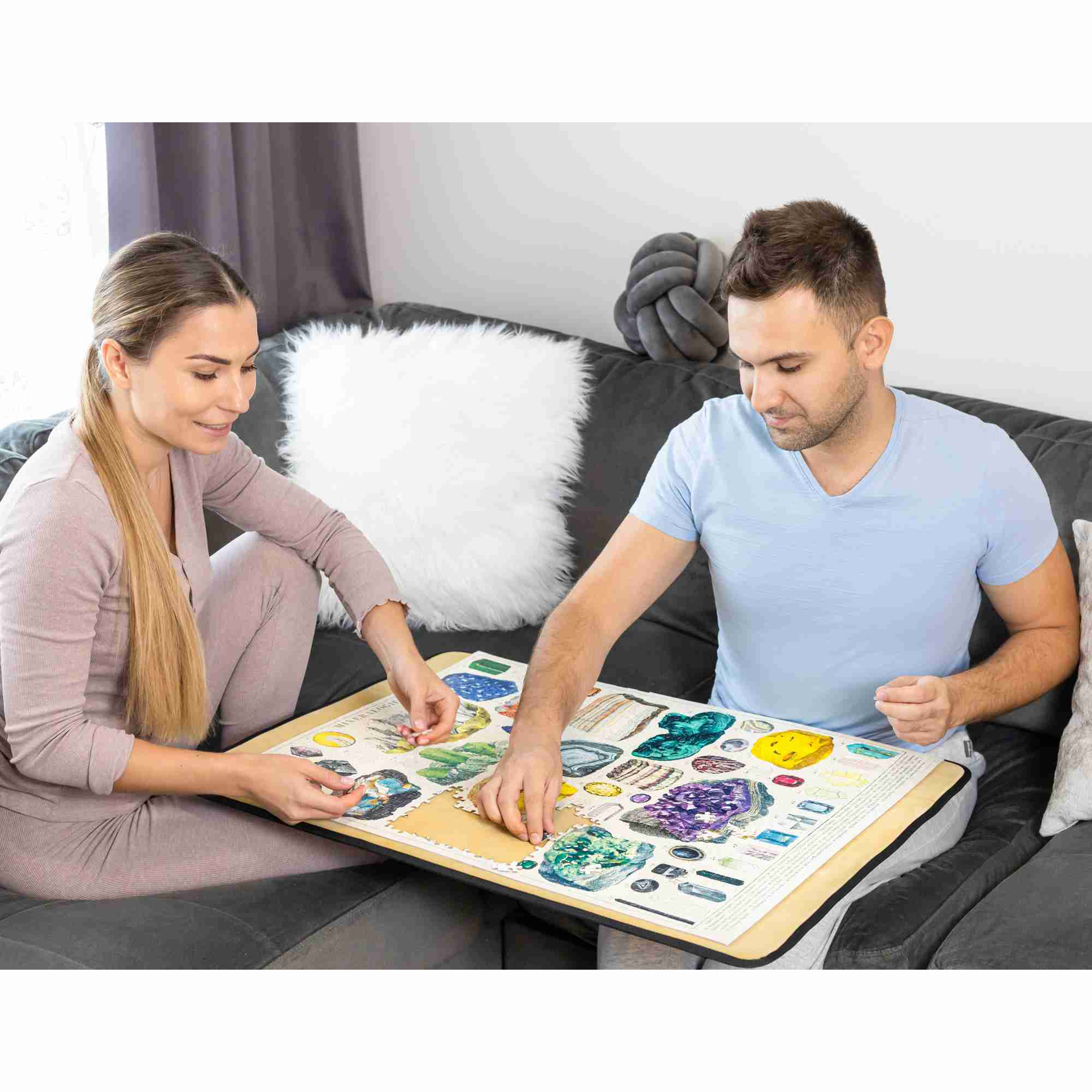 puzzle-board with discount code