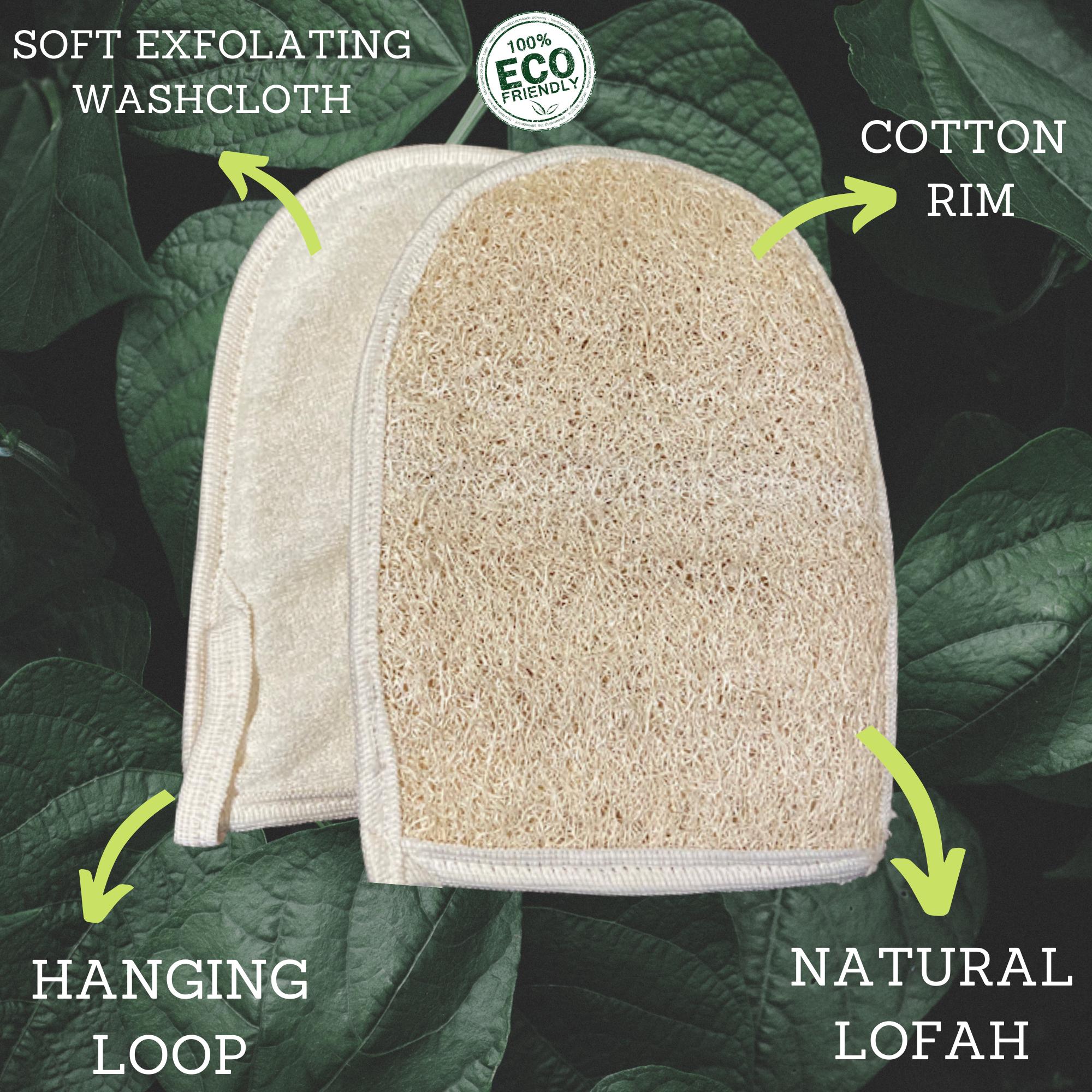 body-scrubber-loofah-sponge-exfoliate-skin-care for cheap