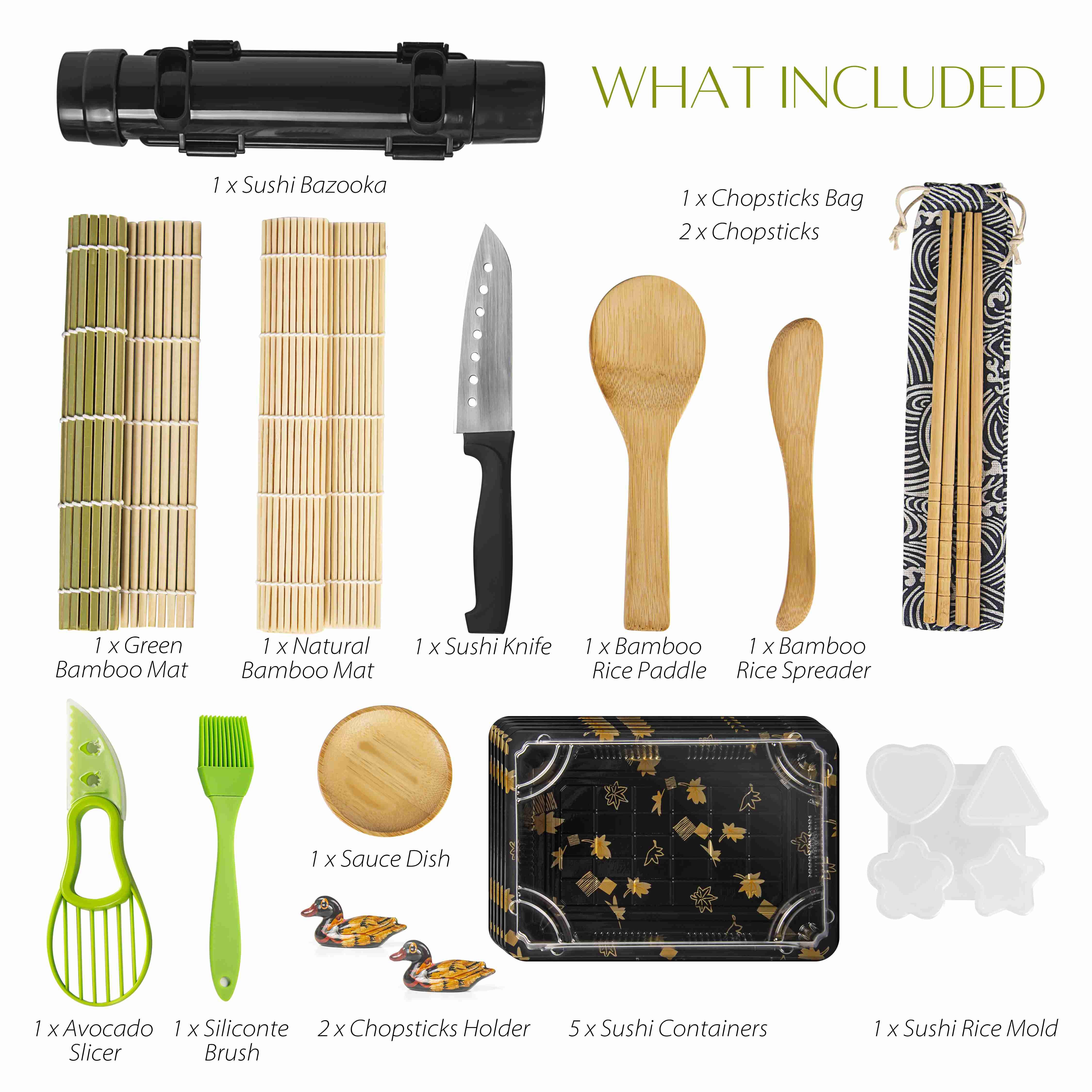 sushi-making-kit for cheap
