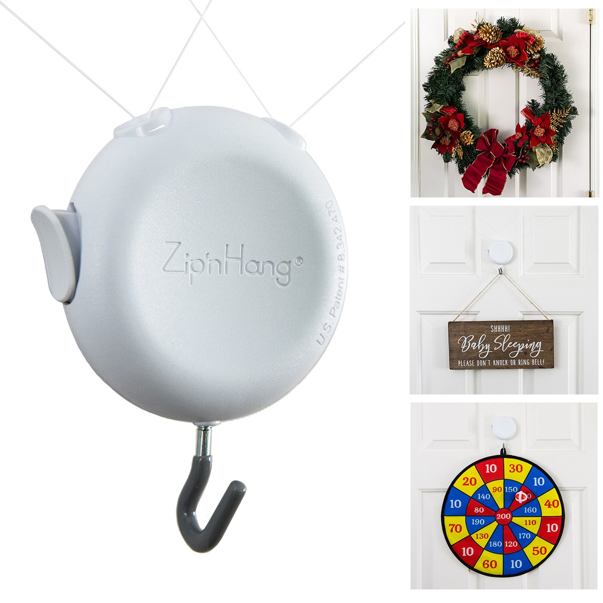 clear-wreath-hanger-for-front-door for cheap